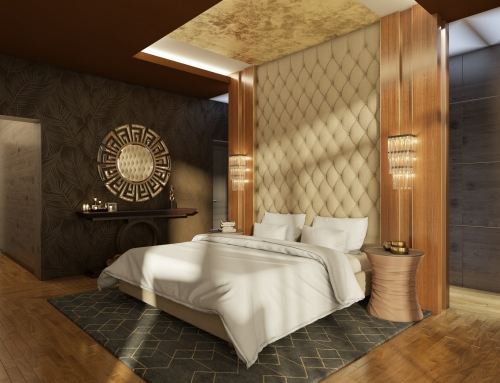 Art-Deco Bedroom