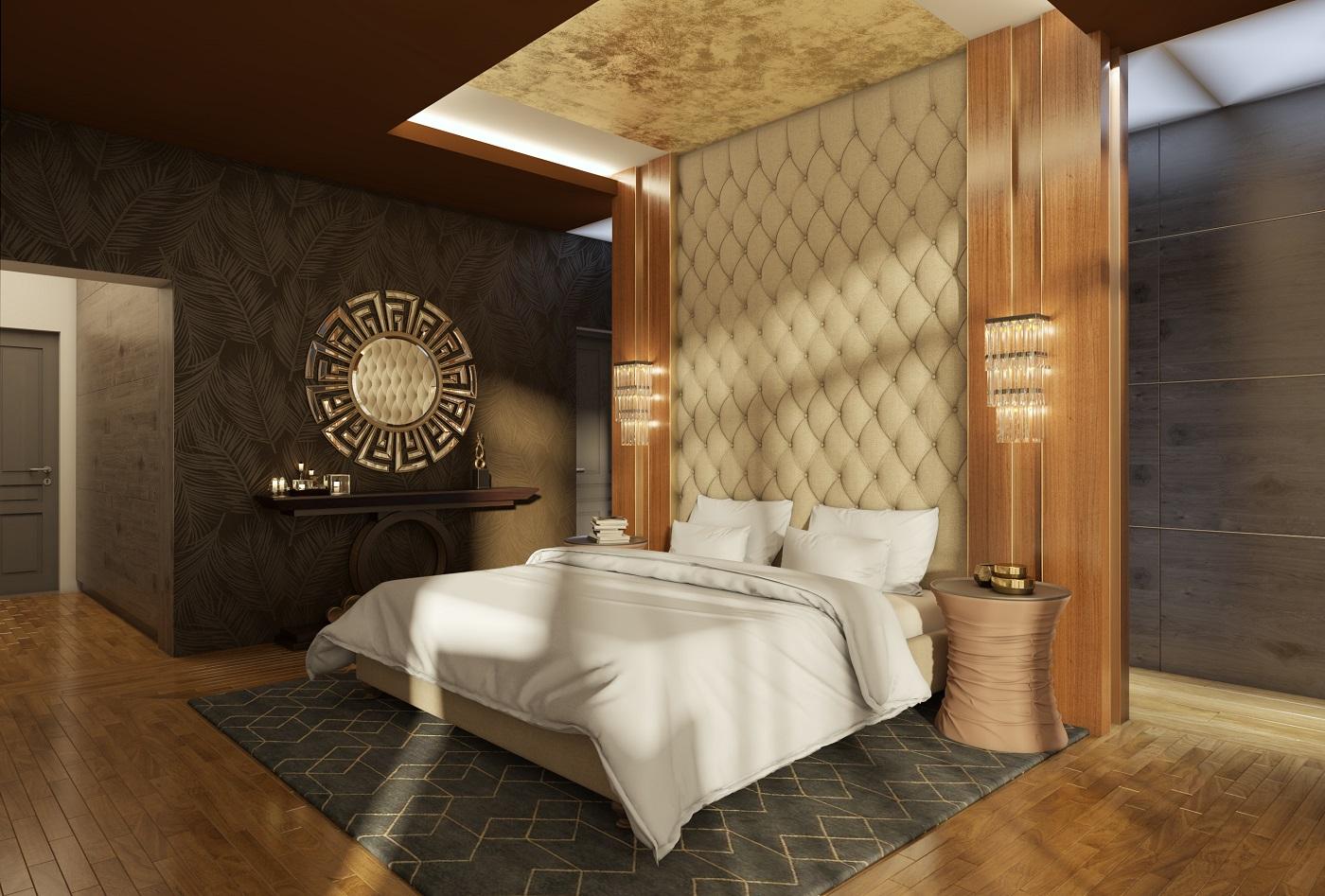 Art-Deco Bedroom